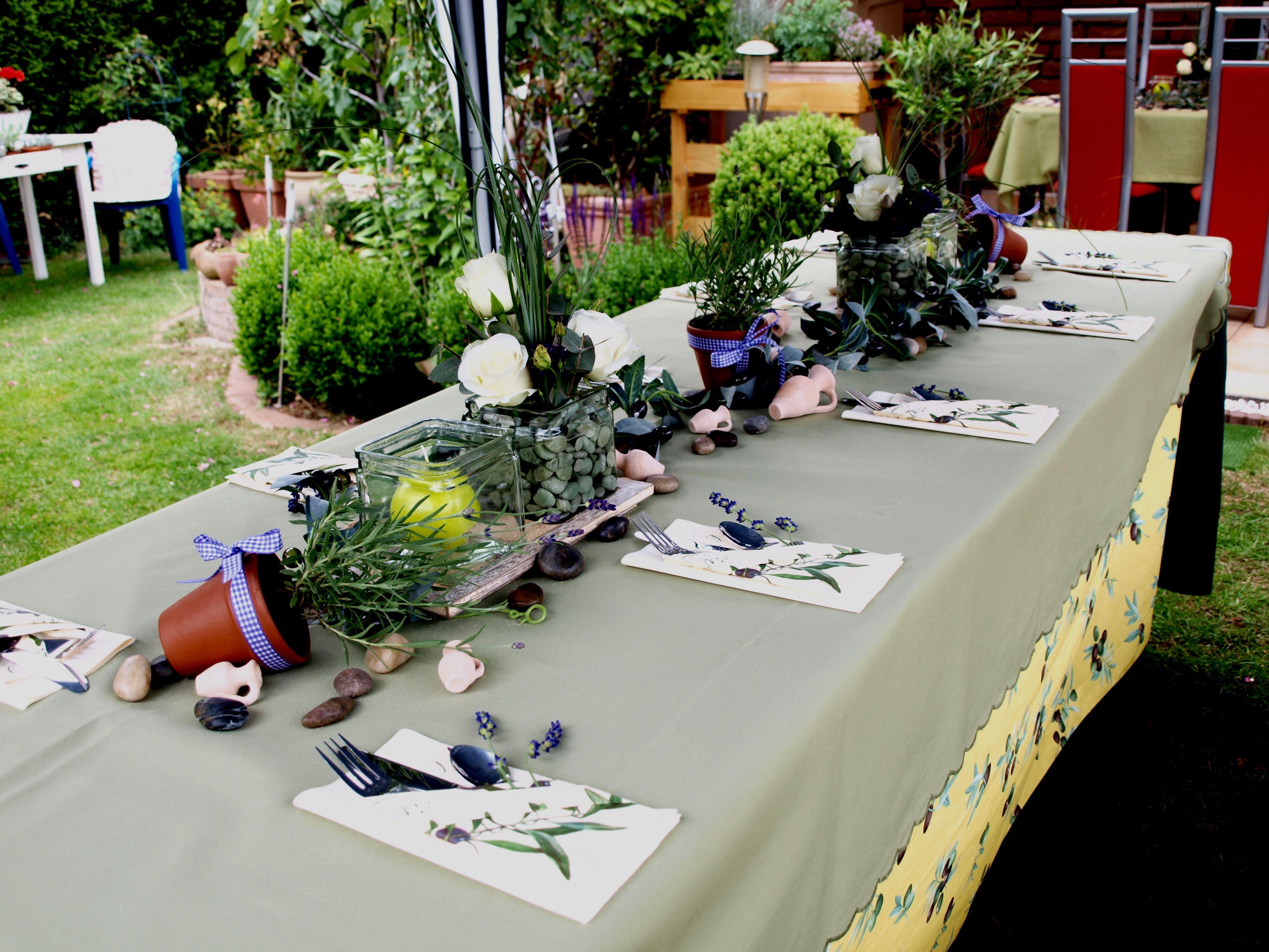 Diese Tischdeko Habe Ich Mir Zum 60 Geburtstag Meines Mannes