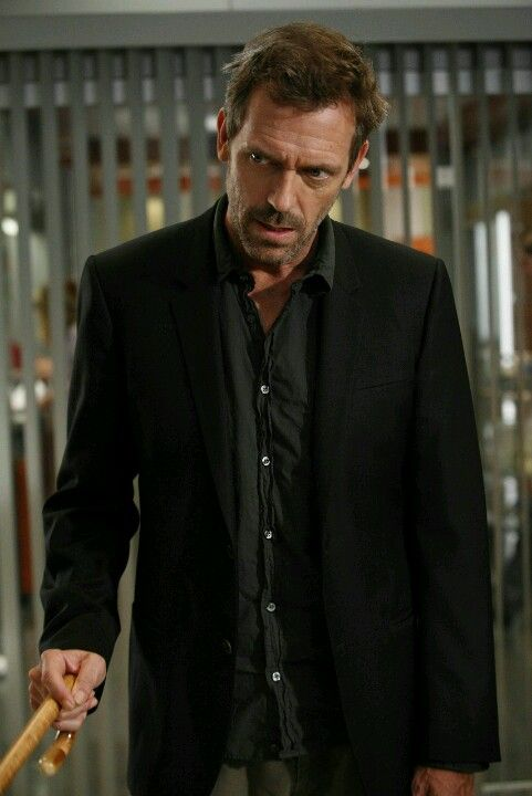 Gregory House M.D. House md, Hugh laurie