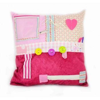 Sensory Cushion Woodlands Twiddle Muff Cushions