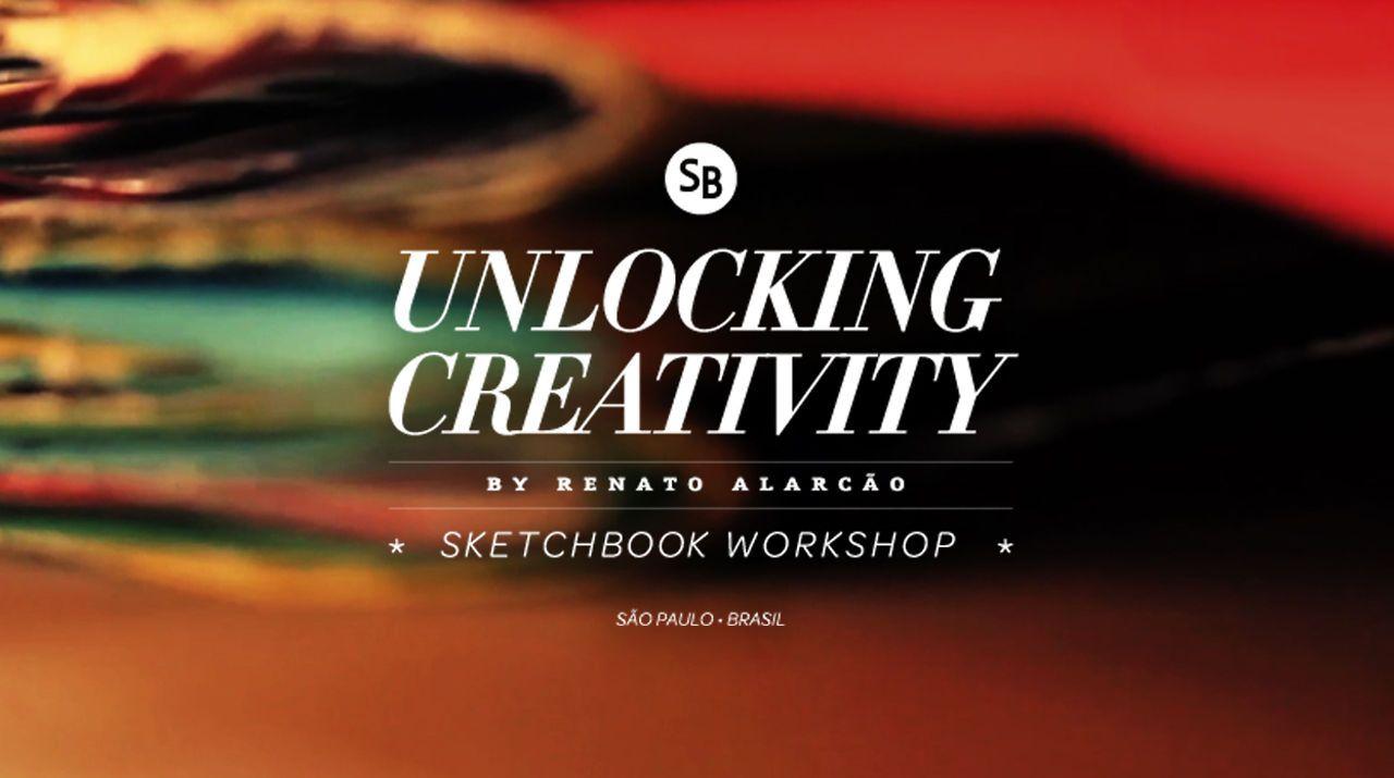 Oficina Diário Gráfico: Unlocking Creativity on Vimeo