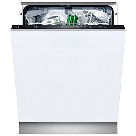 Neff S51E50X2GB Fully Integrated Dishwasher Integrated