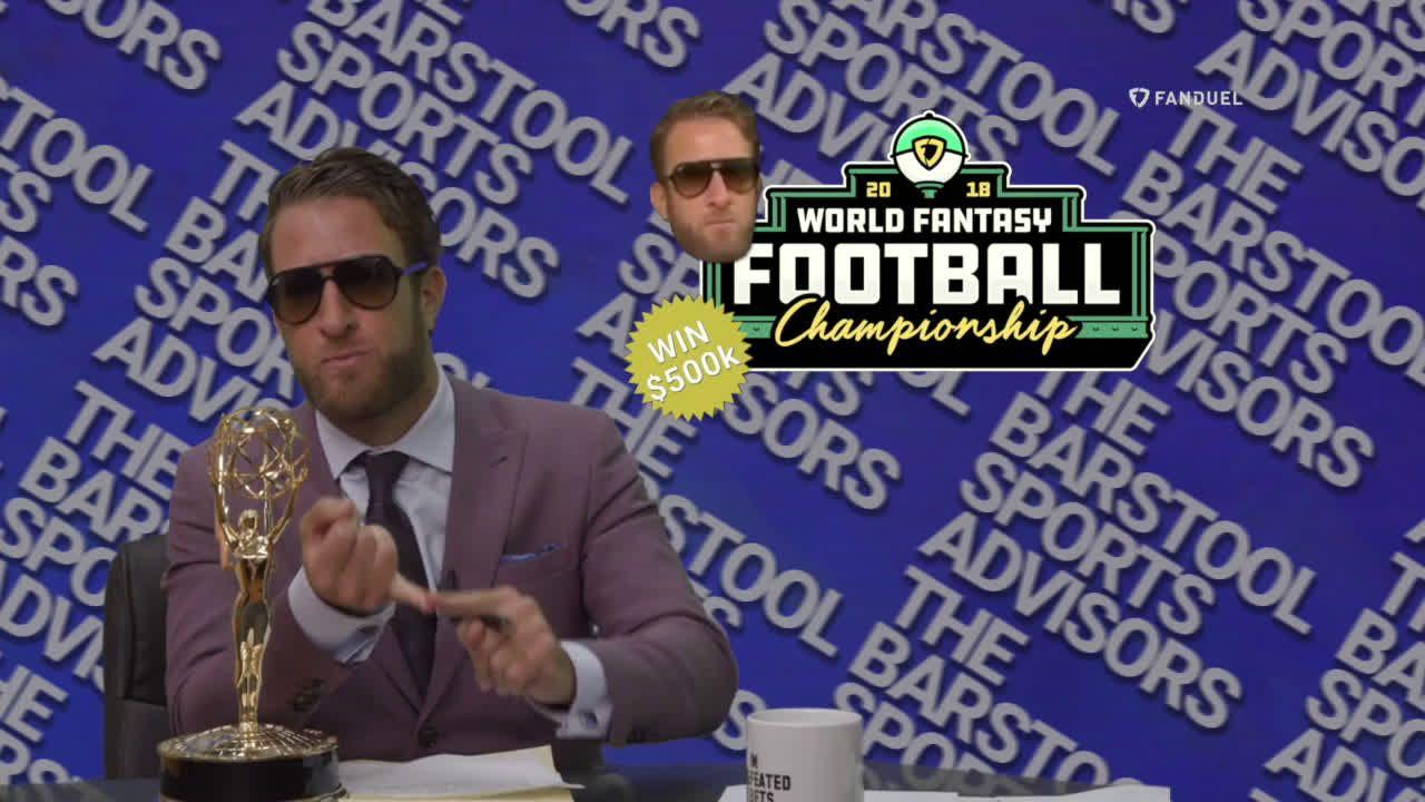 FanDuel Barstool Sports Advisor FanDuel Sportsbook Ad