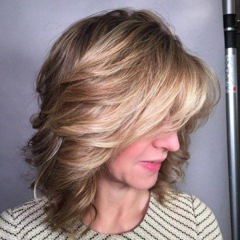 best medium hairstyles 20192020 shoulder length haircuts