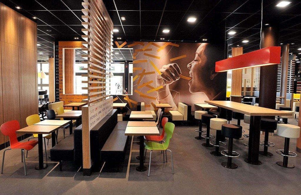 Fast Food Restaurant Design Ideas Fancy