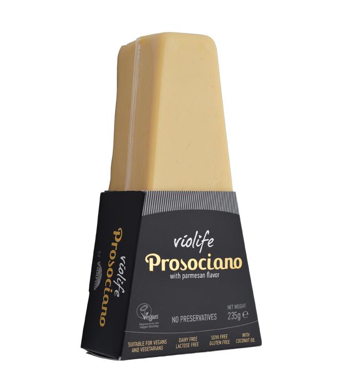 Violife Prosociano With Parmesan Flavour Violife Foods Vegan Cheese Dairy Free Dairy Free Vegan Supermarket Vegan Parmesan