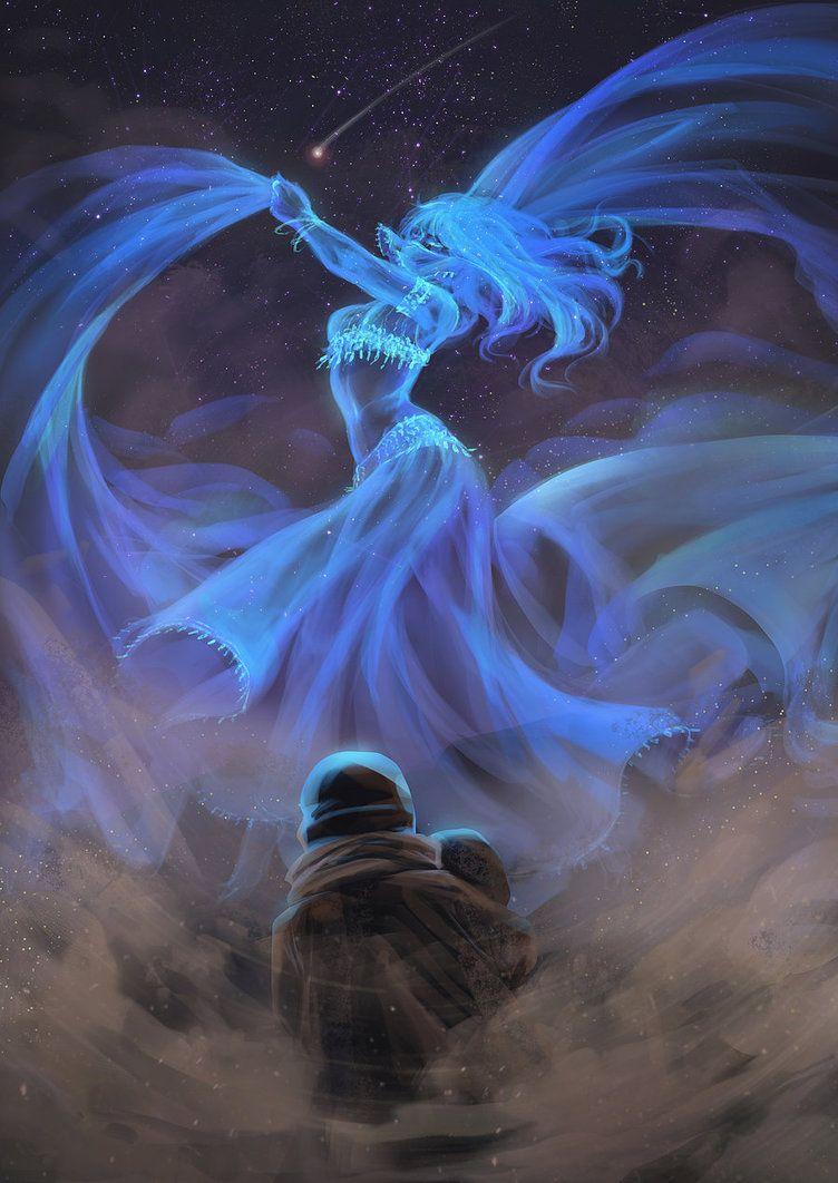 Star Full Colorful Deck Major Arcana Stock Illustration: Starfall By Fantazyme On DeviantArt