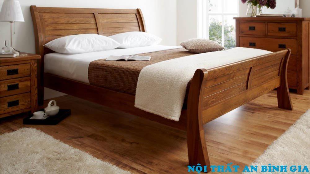 Giường ngủ gỗ tự nhiên 35 được sản xuất bởi Nội Thất An Bình Gia - Cam Kết Uy Tín - Tư Vấn Tận Tình - Thiết Kế Miễn Phí - Bảo Hành Dài Hạn.