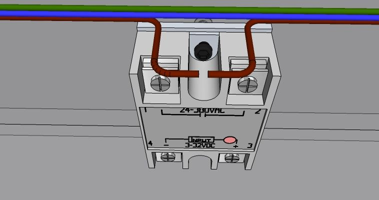 Wire Ac Relay