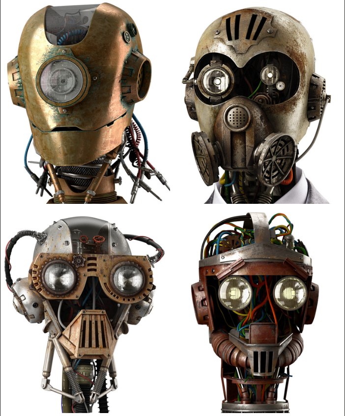 Steampunk Tendencies | Concept by Manipula Art #Robot | Inspiration ...
