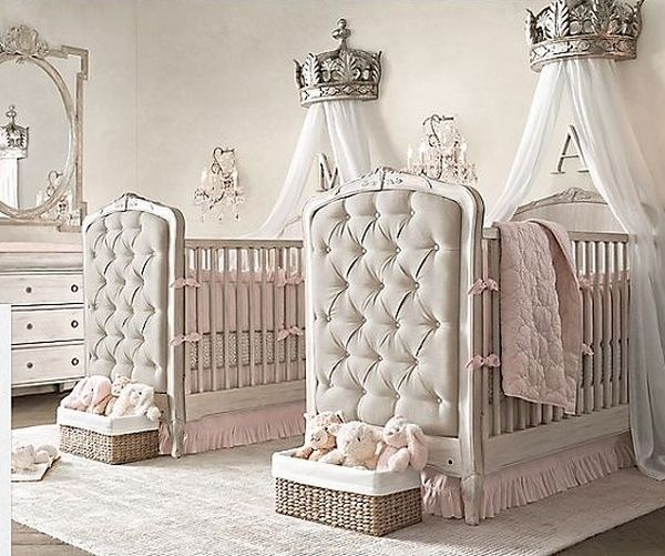 20 luxury baby cot designs and exquisite nursery rooms interiors