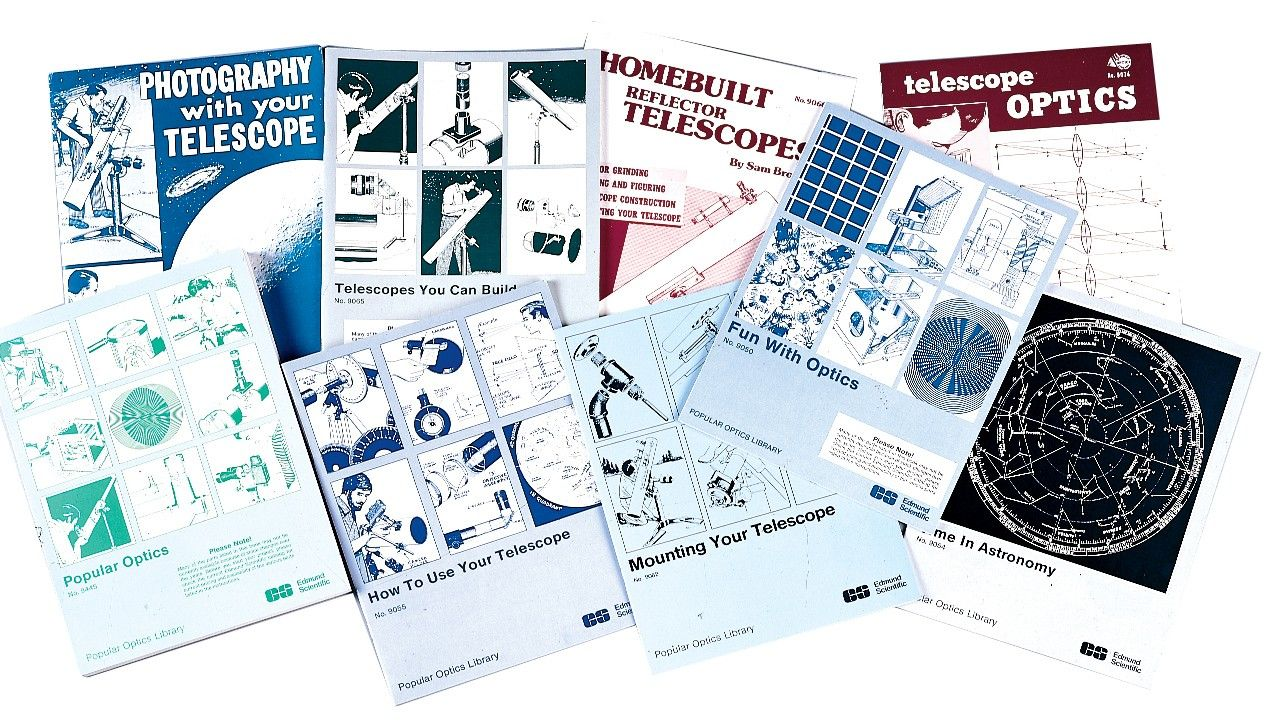 How to Use Your Telescope book from Scientifics | Edmund Scientific