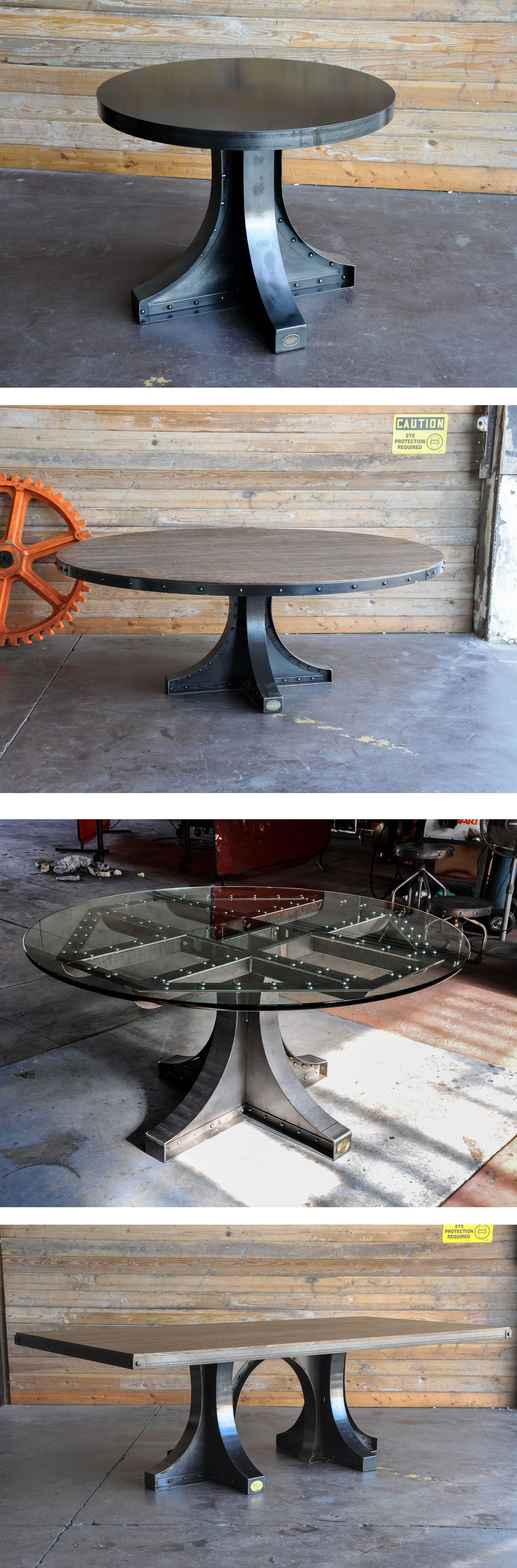 Liberty Tables by Vintage Industrial Furniture in Phoenix, AZ ...