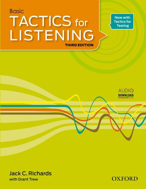 Basic tactics for listening test pdf audio tatics for basic tactics for listening fandeluxe Image collections