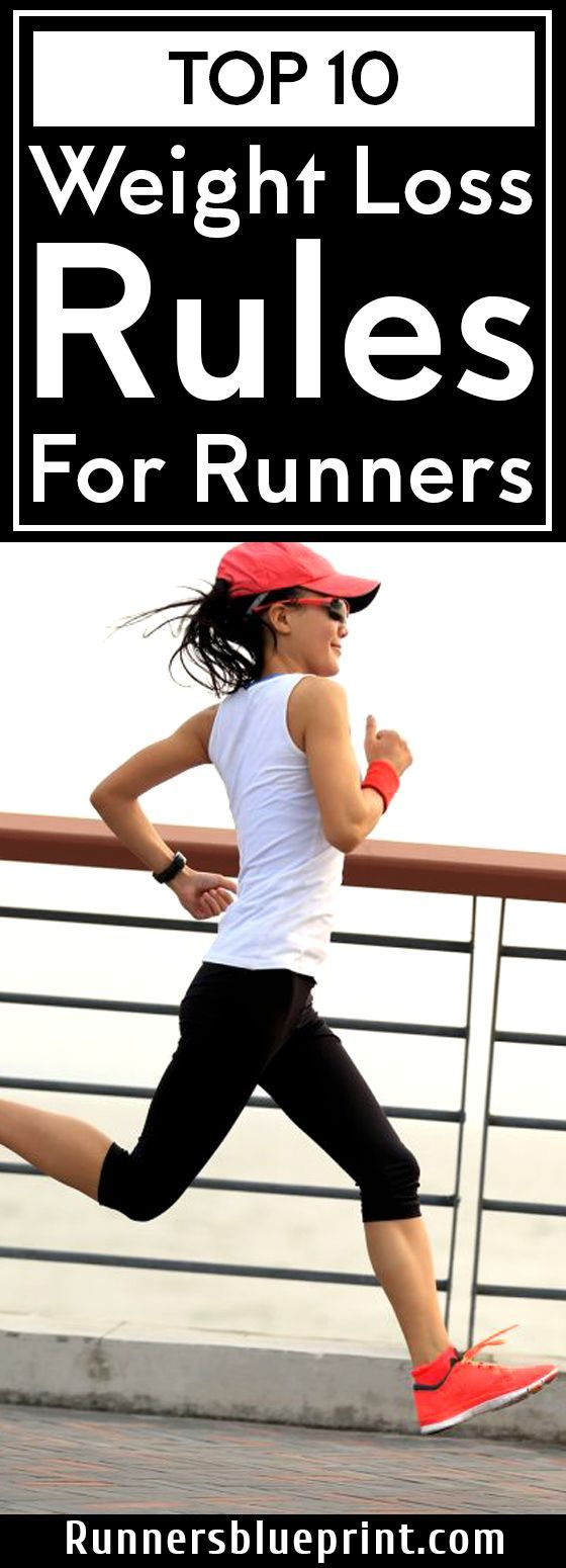 Photo of Top 10 Weight Loss Rules For Runners — Runners Blueprint