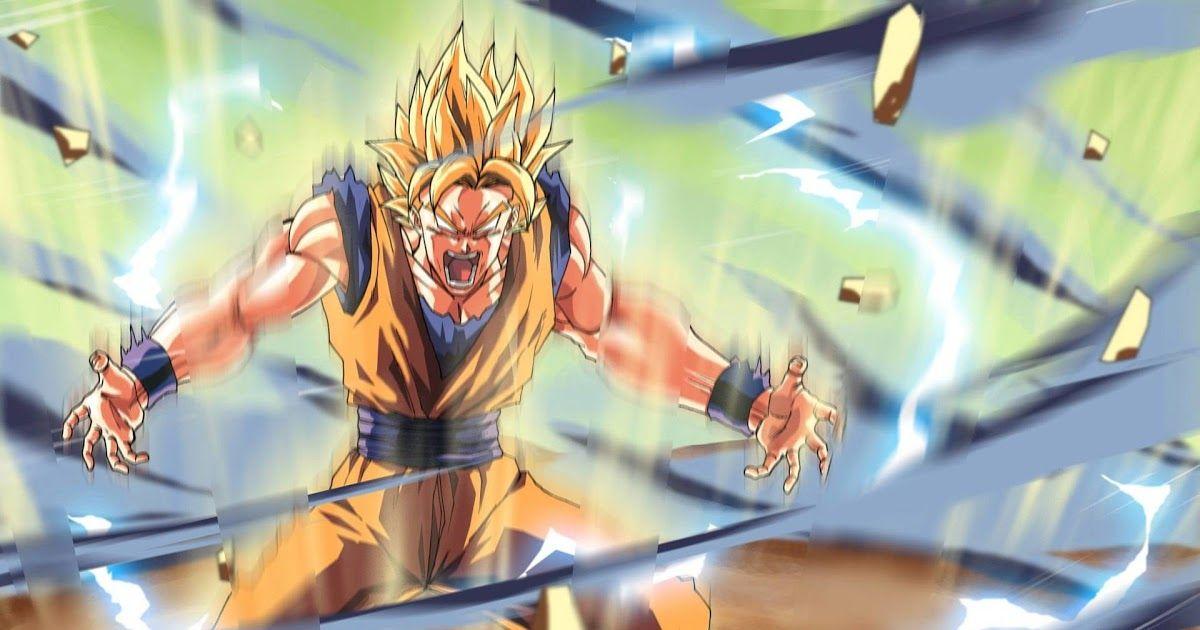 24 Anime Live Wallpaper Goku Di 2020