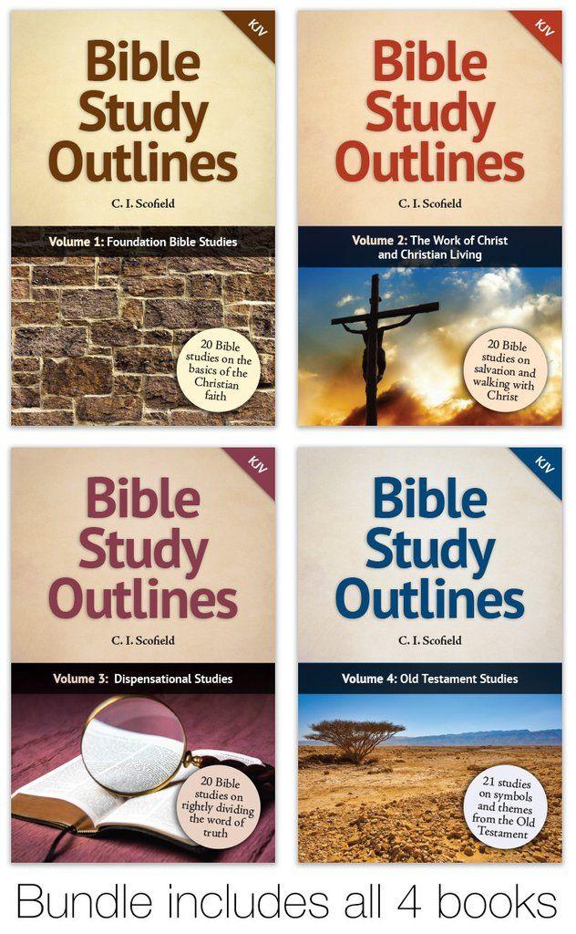 Bible Study Outline Bundle Bible Study Bible Bible Knowledge
