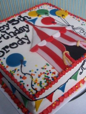 Carnival Theme Cakes Pinterest Carnival themes Carnival and