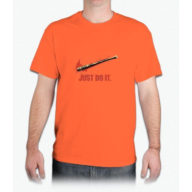 Negan just do it - Mens T-Shirt
