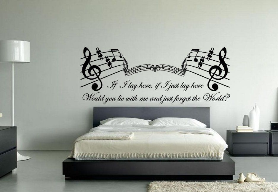 Song Lyric Wall Art   Google Search