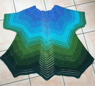 Lilaperle Sternenjacke Gehäkelt Häkeln Pinterest Crochet