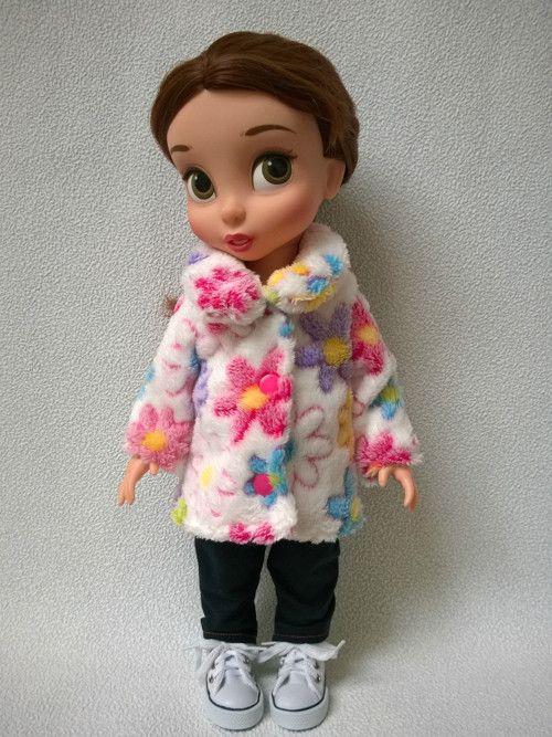 Kabátek  Disney animator doll Belle