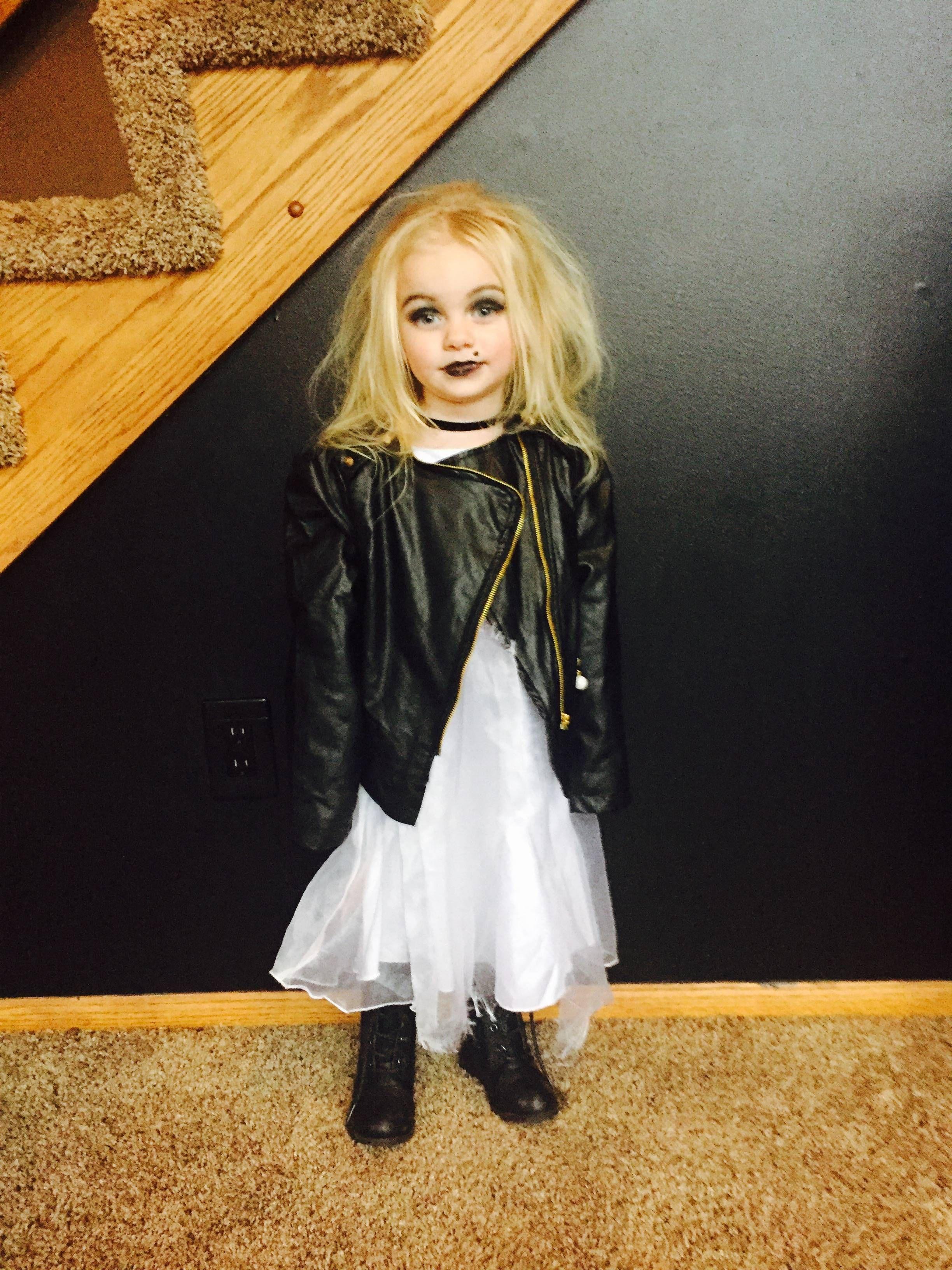 bride of chucky halloween costume | halloween | pinterest