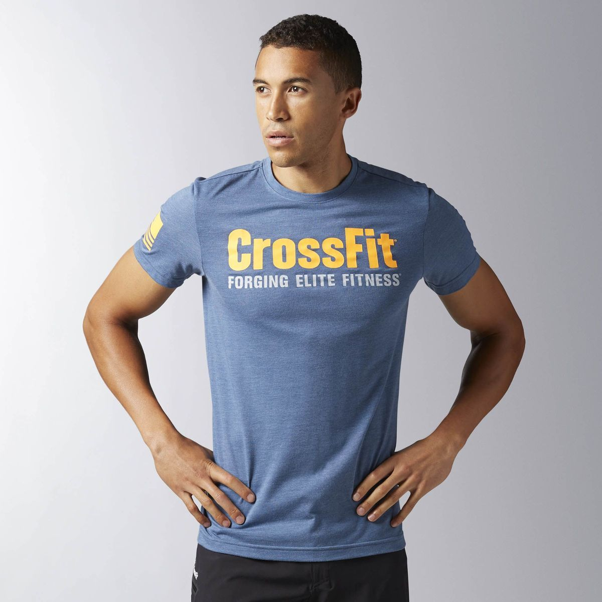 T shirt Reebok CrossFit Forging Elite Fitness | Maillot