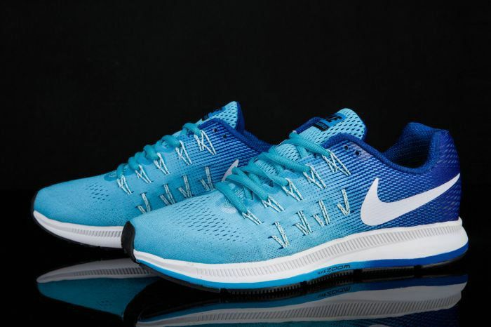 finest selection be60a 0b7bb Free Shipping Only 69  Nike Air Zoom Pegasus 33 Blue Gradient White Teal
