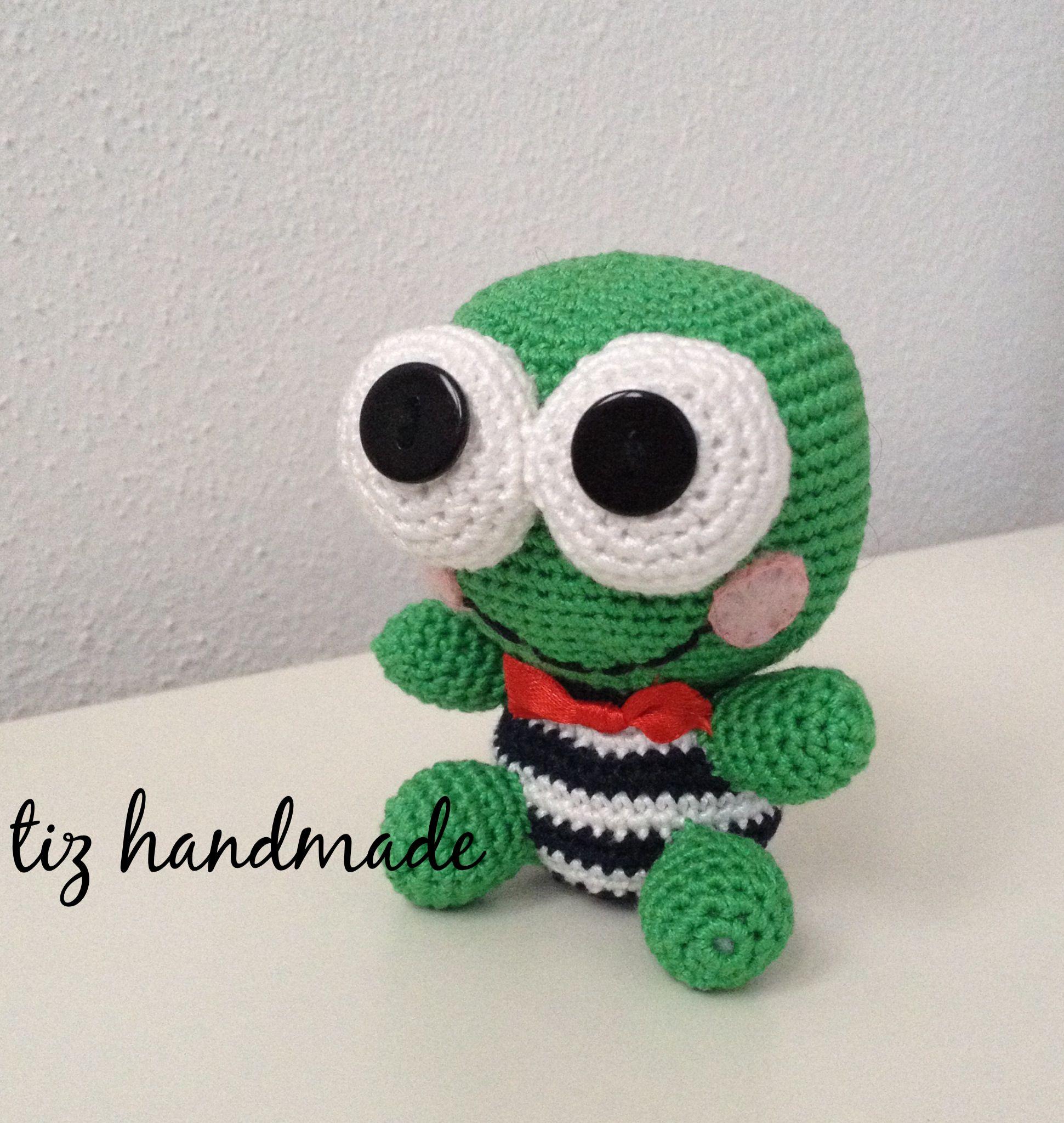 Frog amigurumi little keroppi free pattern here http frog amigurumi little keroppi free pattern here httplittleyarnfriends bankloansurffo Gallery