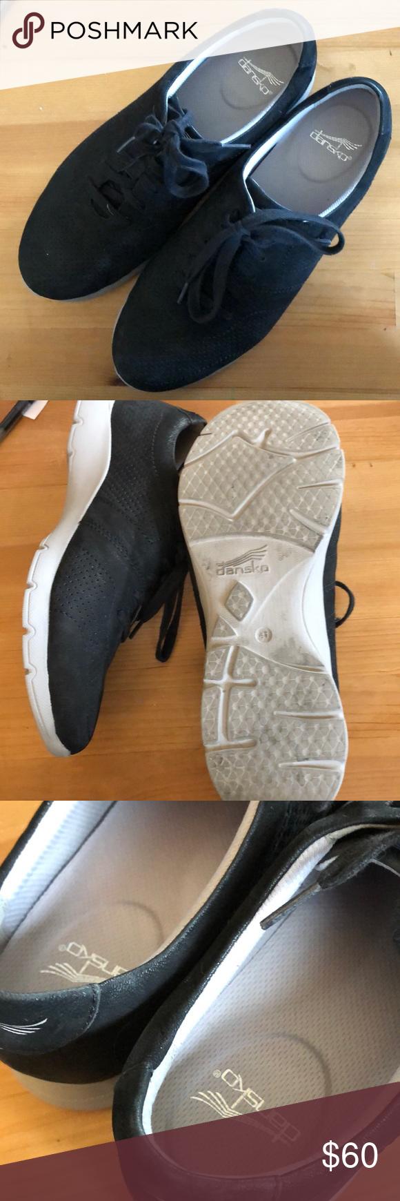 Dansko Alissa nubuck sneakers (size 41