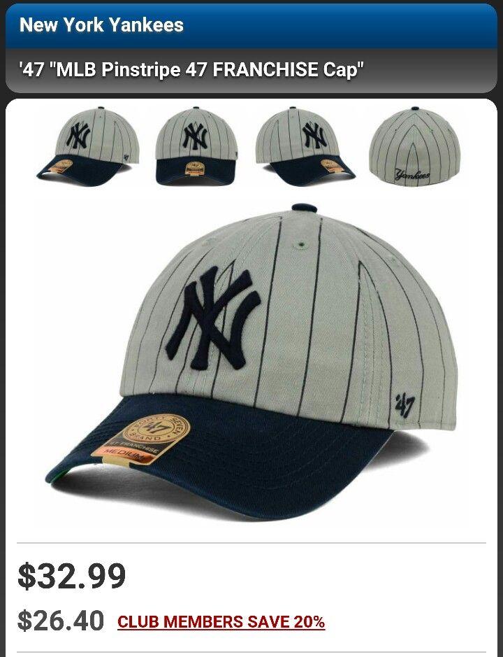 382b399efa5 Mens Yankee ball cap. Mens Yankee ball cap New York Yankees