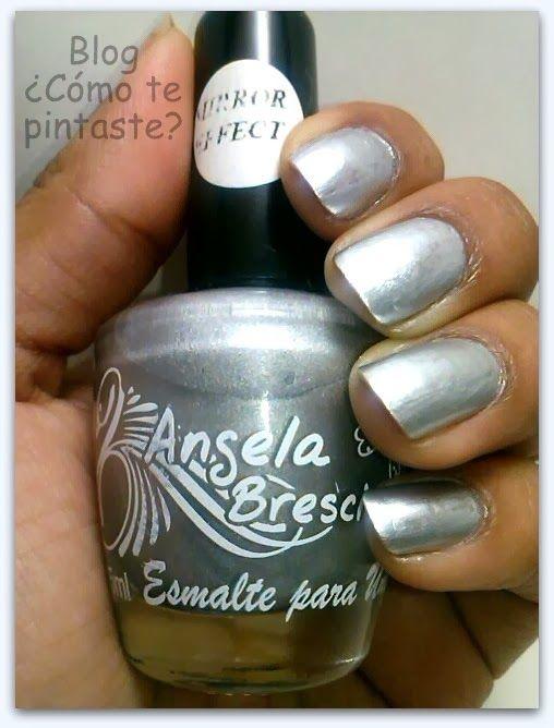 Nuevos colores de Angela Bresciano #swatches #nails #uñas ...