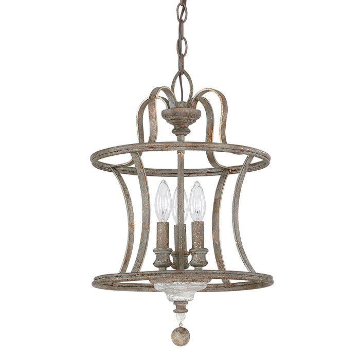Youll love the amelia 3 light pendant light at joss main