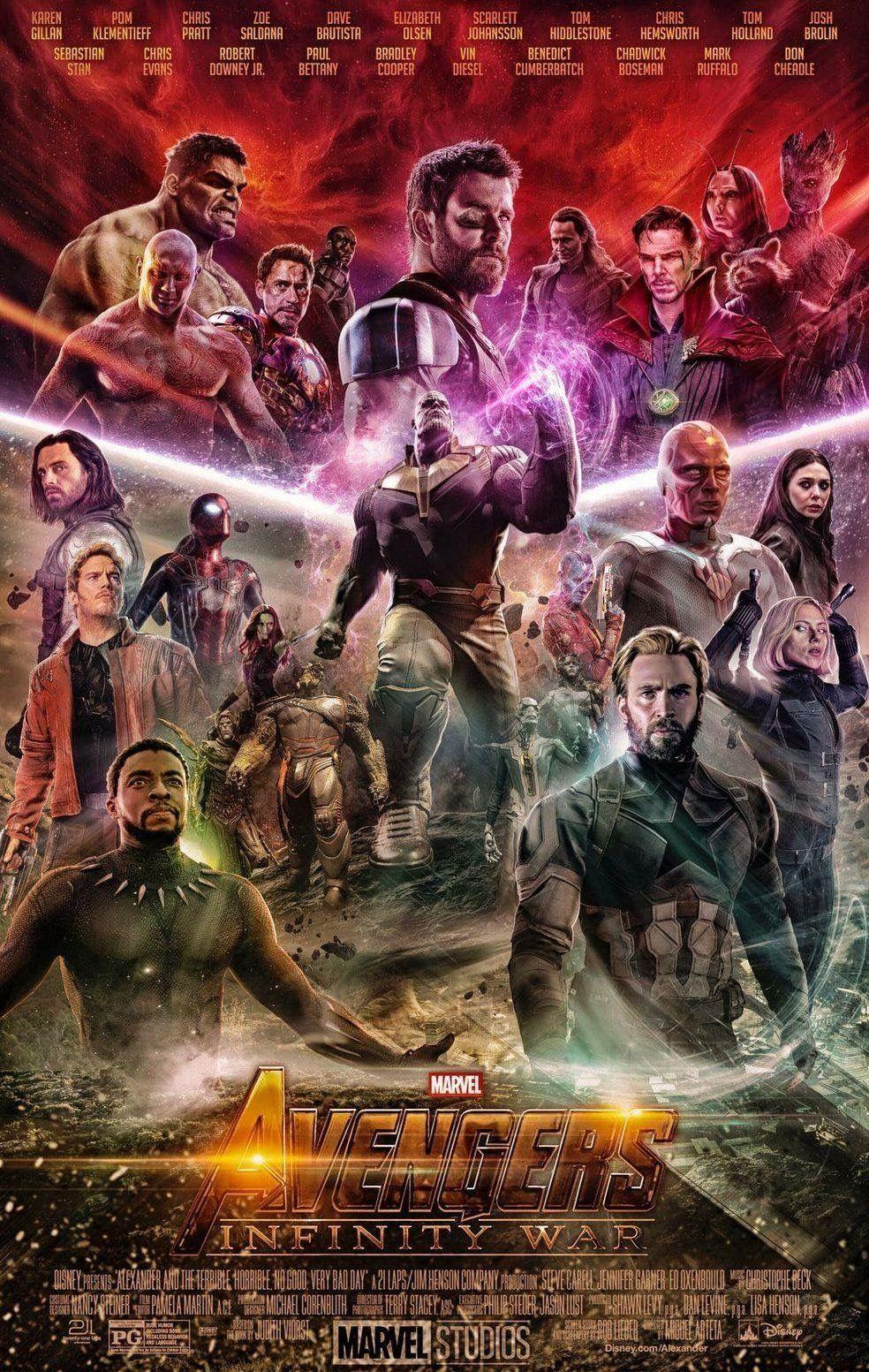 Marvel S Avengers 3 Infinity War Marvel Movies Marvel Superheroes Marvel
