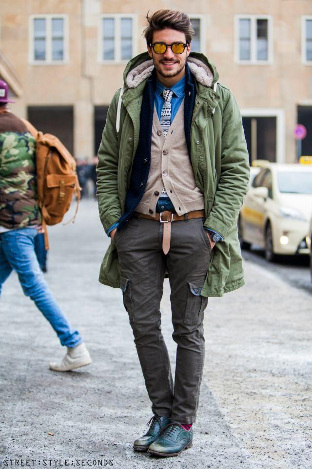 Berlin Street Style Men