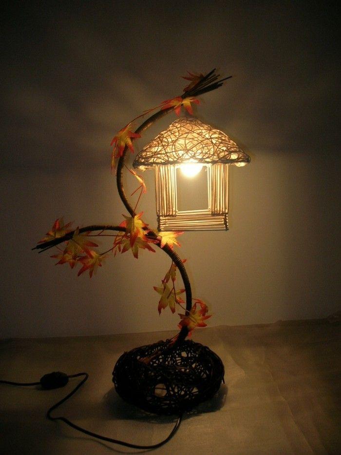 Die beste Schlafzimmer Lampe auswählen? Wie? Rustikale