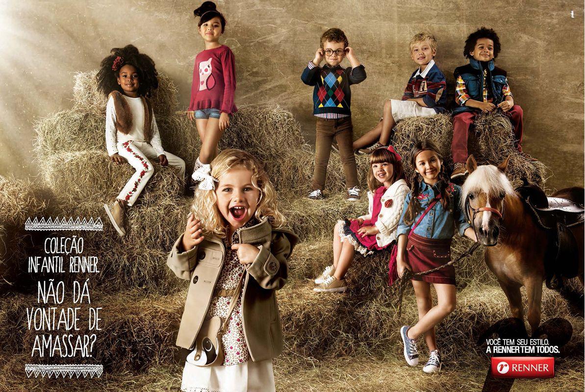 Coleção Infantil Outono Inverno