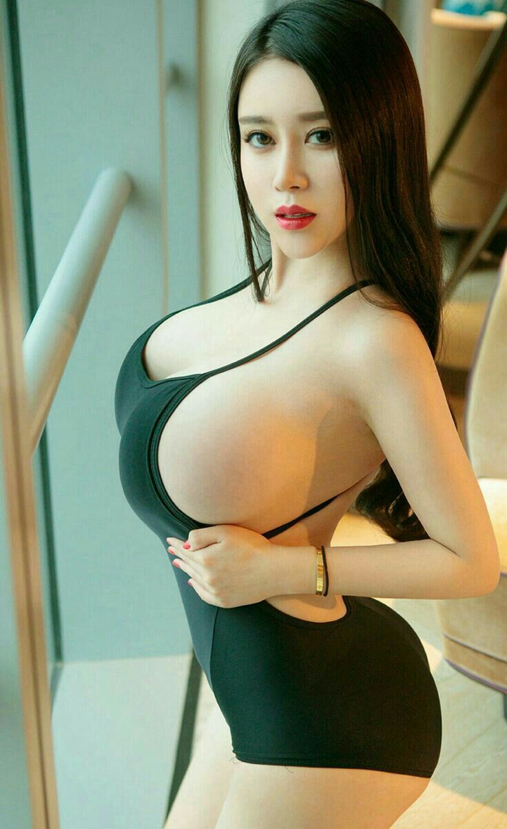Sexy asian shy lady