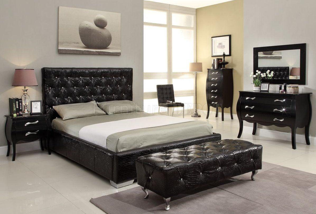 15 Cool Black Bedroom Furniture Sets For Bold Feeling Cheap Bedroom Furniture Black Bedroom Furniture Set Cheap Bedroom Furniture Sets
