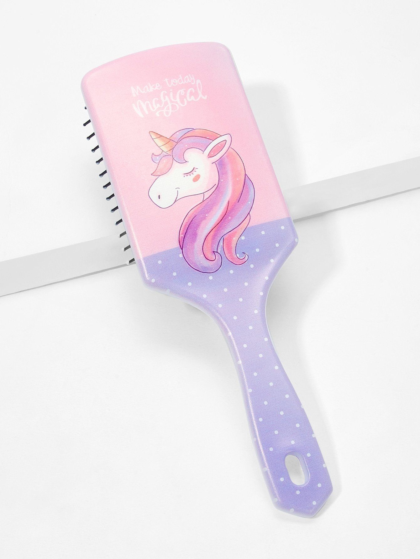 Photo of Cartoon Massage Hair Comb – one-size