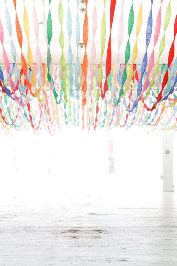 Decorating A Big Room On A Budget Rainbow Theme Party Backdrops For Parties Childrens Party