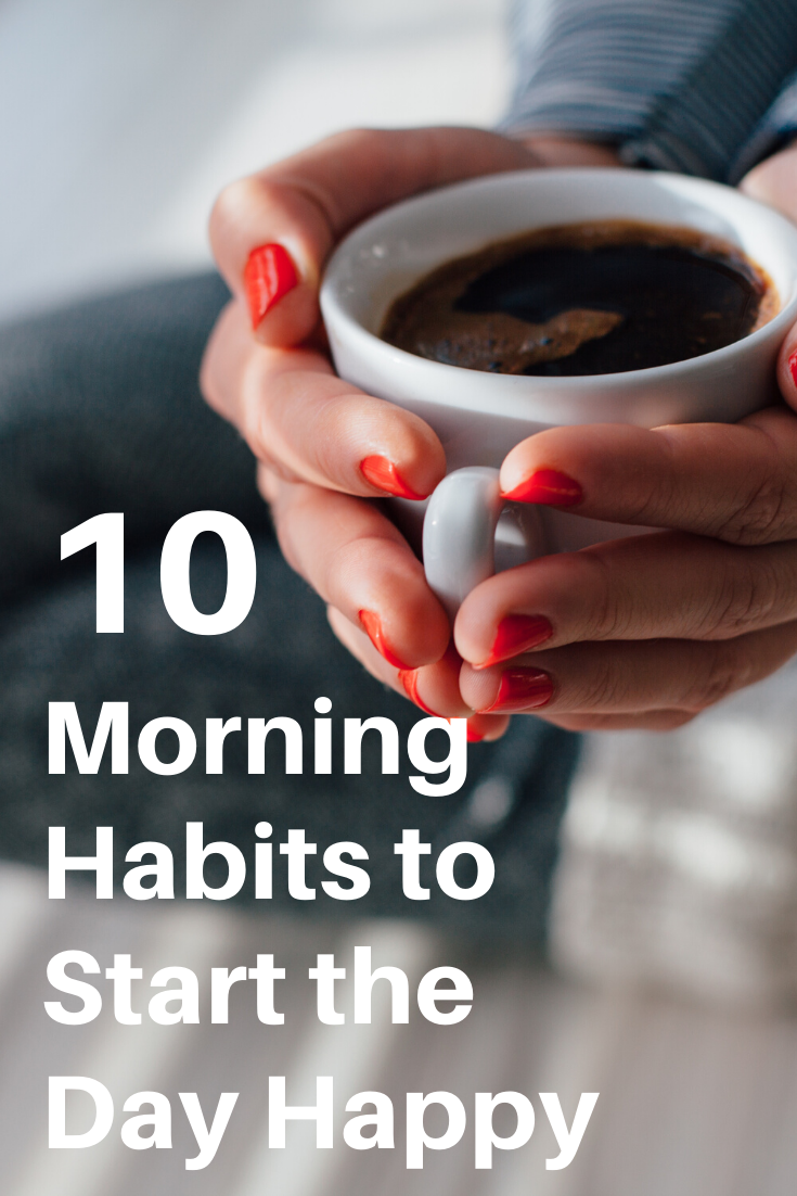 Morning habits can set the flow of your day. Whatever you do in the morning may affect your mood and temper for the whole day. #healthylifestyle #selfcare #fitnesschallenge