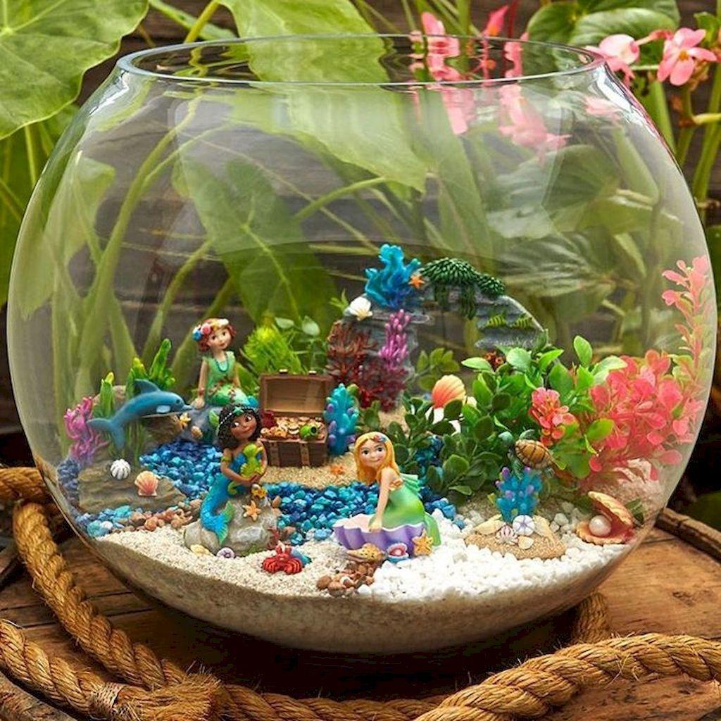 Best Diy Miniature Fairy Garden Ideas 22 Beach Fairy 400 x 300