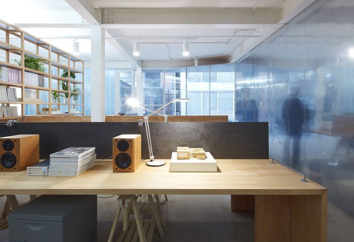 TAOA Studio by Tao Lei Architecture Studio, China » Retail Design Blog