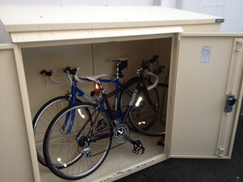 Protect 3 bikes with the Asgard Addition bike shed & Protect 3 bikes with the Asgard Addition bike shed | Small family ...