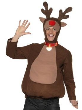 Reindeer Top and Hood