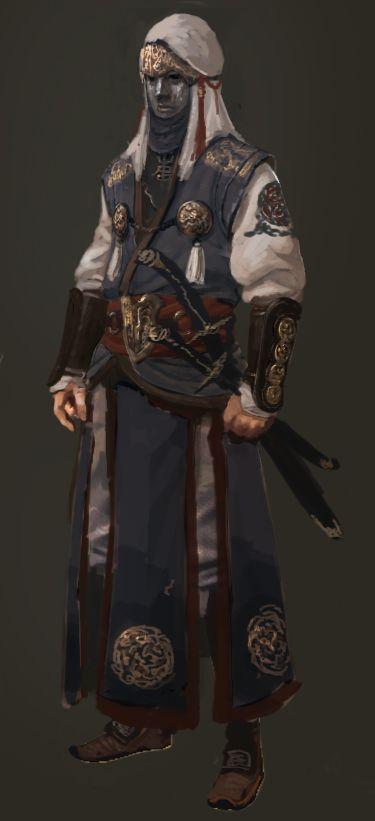 soldats du maitre drakon ( voir sorcier celui avec le bec de corbeau ) ils sont dix  ils sont aussi fort (4) en potion