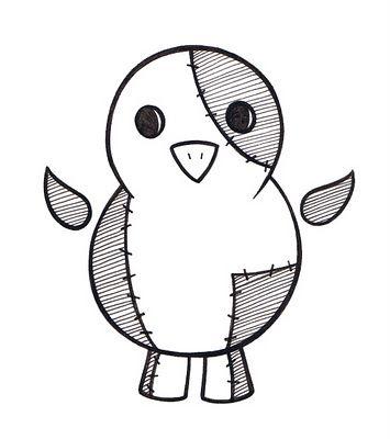 Pin By Taomiemie On Doodle Doodle Art Designs Cute Monsters