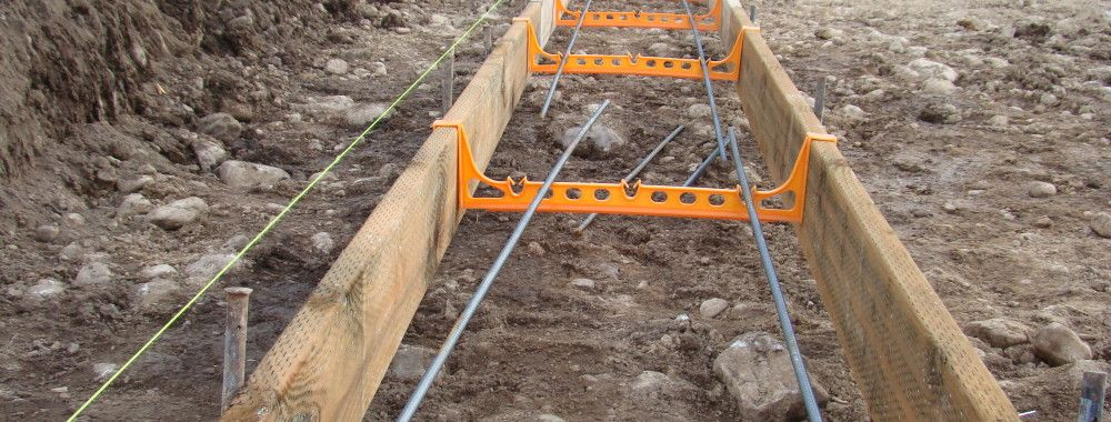 Accu Foot Concrete Footing Brace Are you a concrete guy/gal