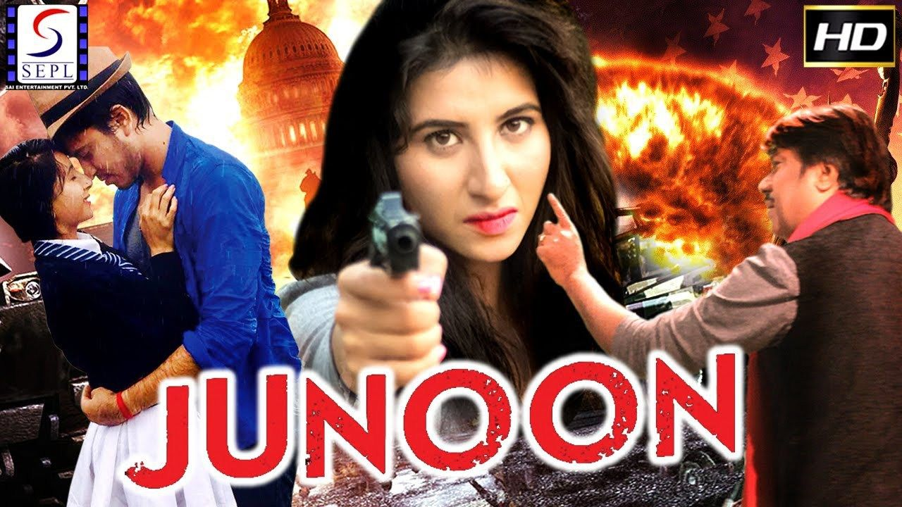 Watch Junoon Once Upon A Time In Calcutta New